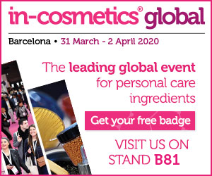 in-cosmetics global